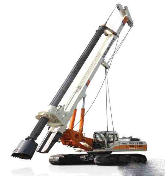 旋挖机系列-4